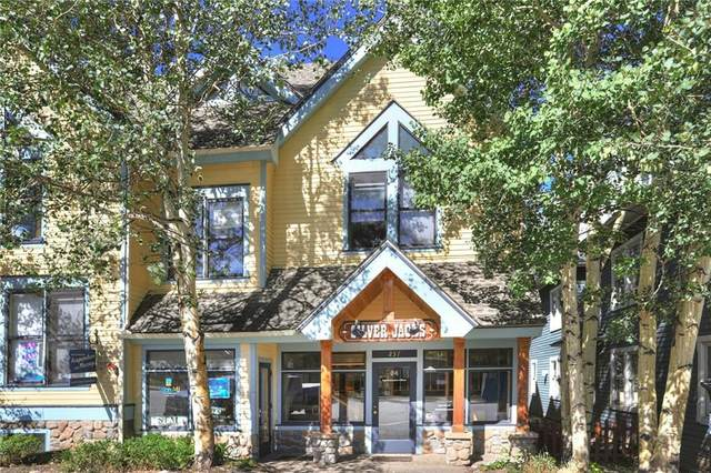 237 S Ridge Street #5, Breckenridge, CO 80424 (MLS #S1023976) :: Dwell Summit Real Estate