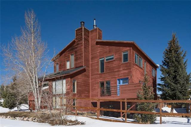 315 N Chipmunk Circle, Silverthorne, CO 80498 (MLS #S1023977) :: Dwell Summit Real Estate