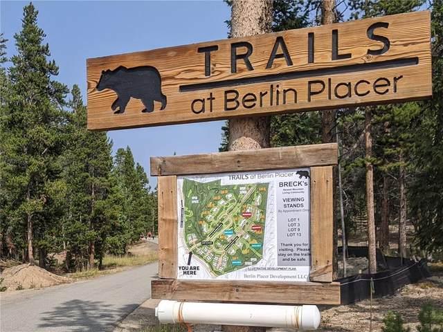 0170 Berlin Placer Road, Breckenridge, CO 80424 (MLS #S1023979) :: Colorado Real Estate Summit County, LLC