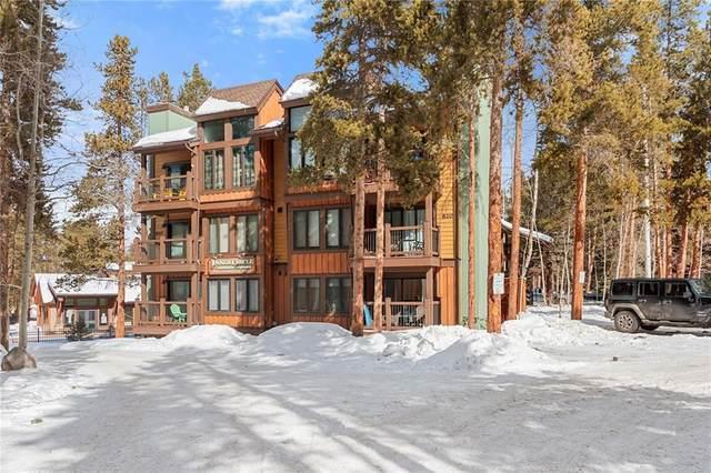 820 Columbine Drive #10, Breckenridge, CO 80424 (MLS #S1023980) :: Colorado Real Estate Summit County, LLC