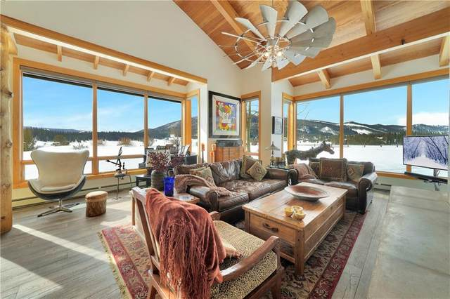 142 Penstemon Road, Keystone, CO 80435 (MLS #S1024031) :: Colorado Real Estate Summit County, LLC