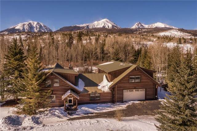 577 Sage Creek Canyon Drive, Silverthorne, CO 80498 (MLS #S1024044) :: Dwell Summit Real Estate