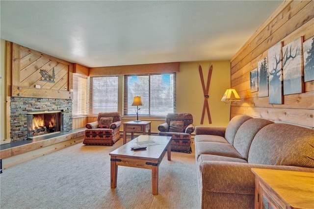 166 Argentine Court #1412, Keystone, CO 80435 (MLS #S1024045) :: Colorado Real Estate Summit County, LLC