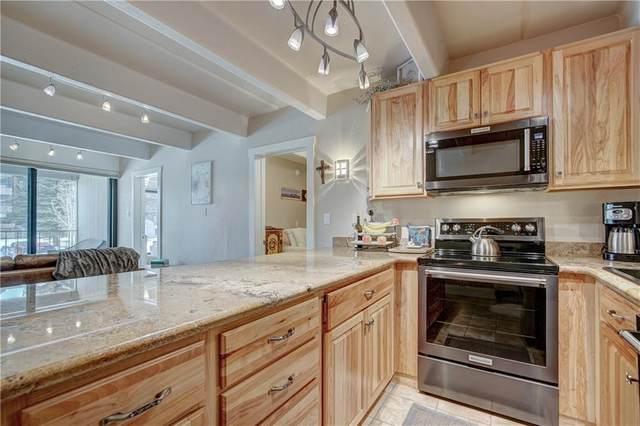 220 E La Bonte Street 206, 208, Dillon, CO 80435 (MLS #S1024074) :: eXp Realty LLC - Resort eXperts
