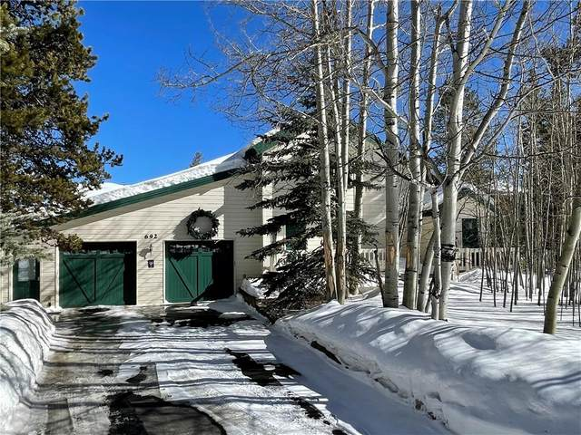 692 Silver Circle, Breckenridge, CO 80424 (MLS #S1024088) :: Colorado Real Estate Summit County, LLC