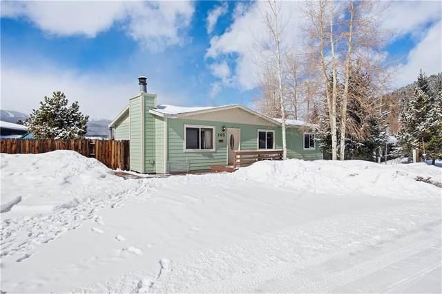 145 Bucyrus Road, Breckenridge, CO 80424 (MLS #S1024090) :: Colorado Real Estate Summit County, LLC