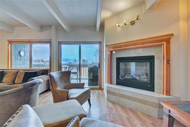 200 Granite Street #308, Frisco, CO 80443 (MLS #S1024099) :: Colorado Real Estate Summit County, LLC