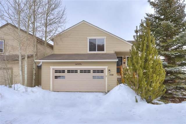 450 Meadow Wood Circle, Dillon, CO 80435 (MLS #S1024105) :: Colorado Real Estate Summit County, LLC