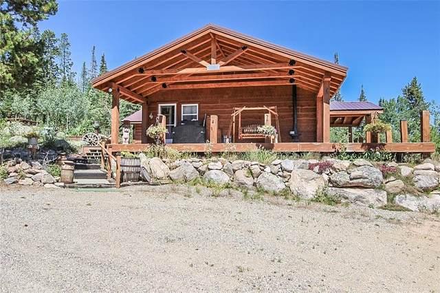 2227 County Road 164, Kremmling, CO 80459 (MLS #S1024106) :: Colorado Real Estate Summit County, LLC