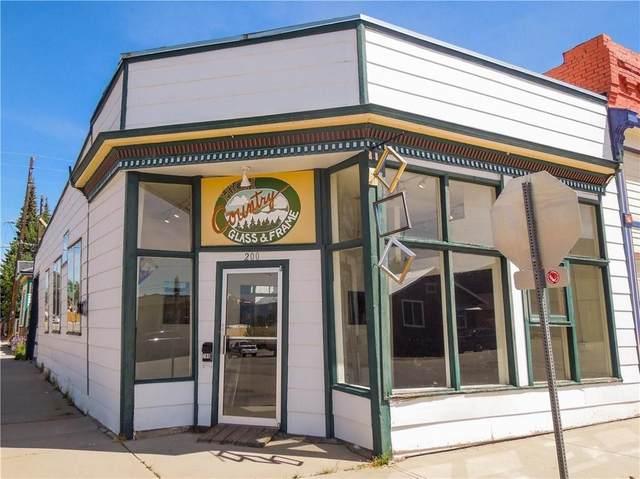 200 E 6th Street #0, Leadville, CO 80461 (MLS #S1024108) :: Dwell Summit Real Estate