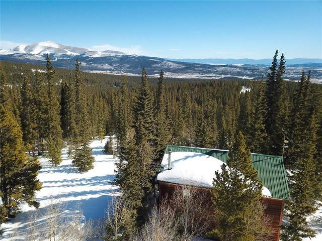 584 Valley Of The Sun Drive, Fairplay, CO 80440 (MLS #S1024112) :: Colorado Real Estate Summit County, LLC