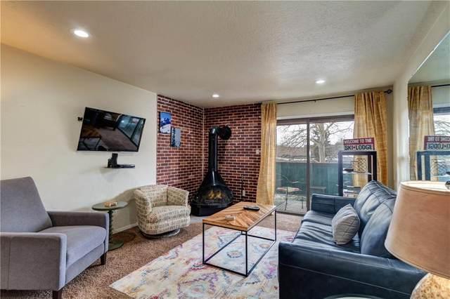 675 Straight Creek Drive I-304, Dillon, CO 80435 (MLS #S1024121) :: Colorado Real Estate Summit County, LLC