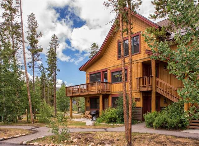 45 Trappers Crossing Trail #8752, Keystone, CO 80435 (MLS #S1024132) :: eXp Realty LLC - Resort eXperts