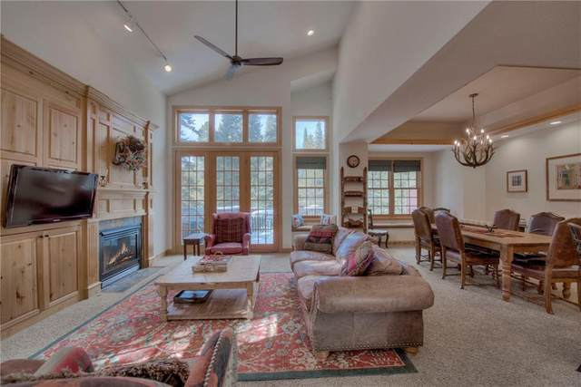 384 Settlers Drive #384, Breckenridge, CO 80424 (MLS #S1024134) :: Dwell Summit Real Estate