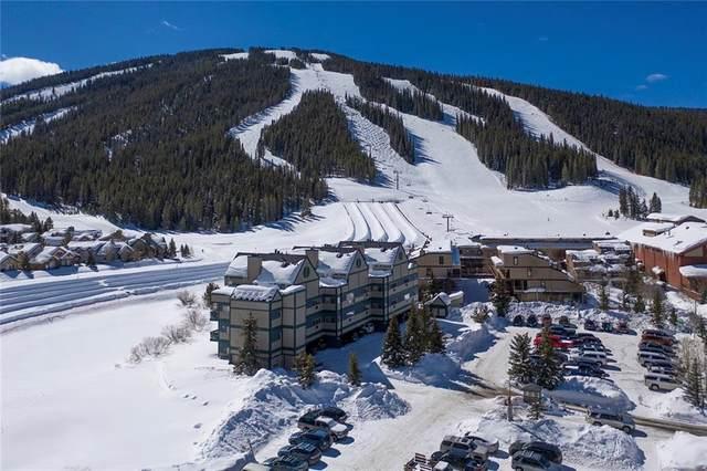 82 Wheeler Circle 314C-2, Copper Mountain, CO 80443 (MLS #S1024144) :: Dwell Summit Real Estate