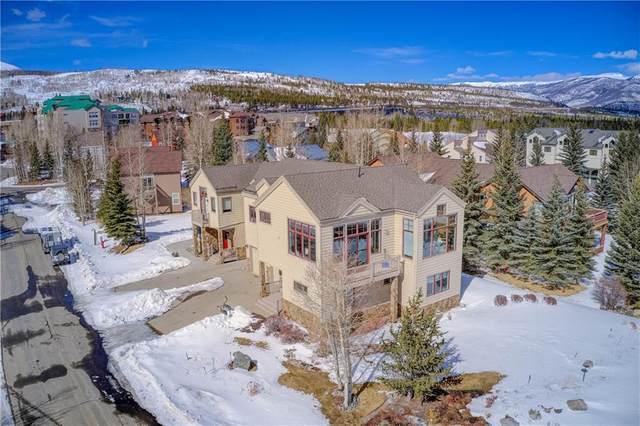 907 Lakepoint Circle B, Frisco, CO 80443 (MLS #S1024145) :: Dwell Summit Real Estate
