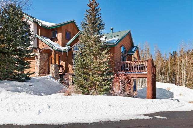 29 Glen Place, Silverthorne, CO 80498 (MLS #S1024146) :: Dwell Summit Real Estate