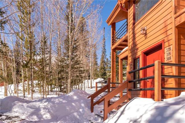91300 Ryan Gulch Road #91329, Silverthorne, CO 80443 (MLS #S1024159) :: Dwell Summit Real Estate