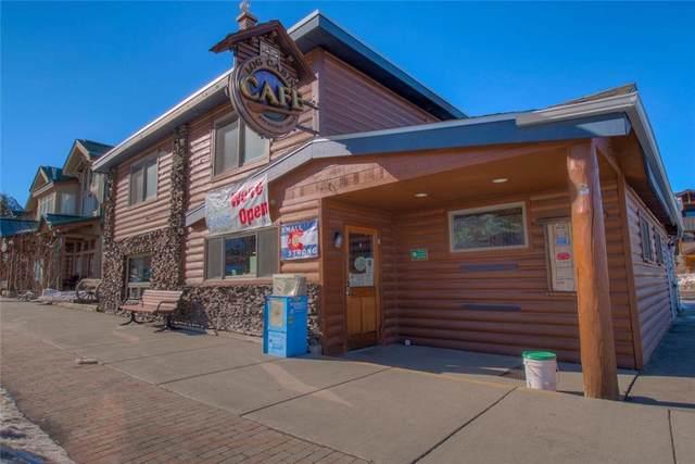 121 E Main Street #0, Frisco, CO 80443 (MLS #S1024164) :: Colorado Real Estate Summit County, LLC