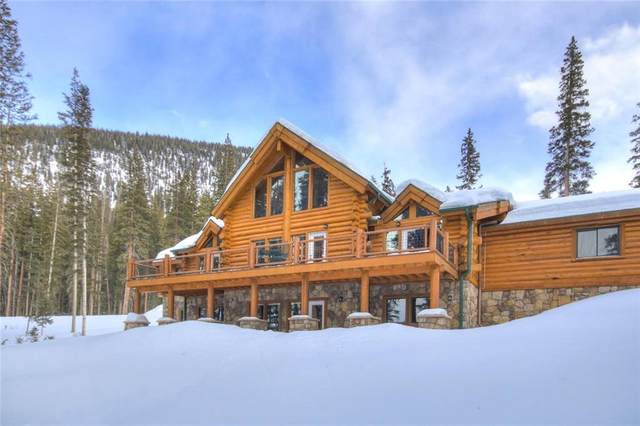 675 Whispering Pines Circle, Breckenridge, CO 80424 (MLS #S1024169) :: Dwell Summit Real Estate