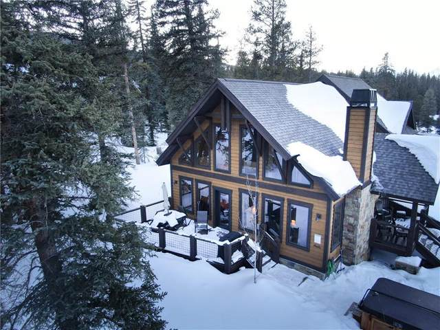 661 Penstemon Road, Keystone, CO 80435 (MLS #S1024190) :: Dwell Summit Real Estate