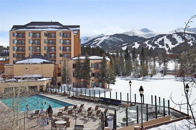 505A S Main Street #1210, Breckenridge, CO 80424 (MLS #S1024192) :: Dwell Summit Real Estate