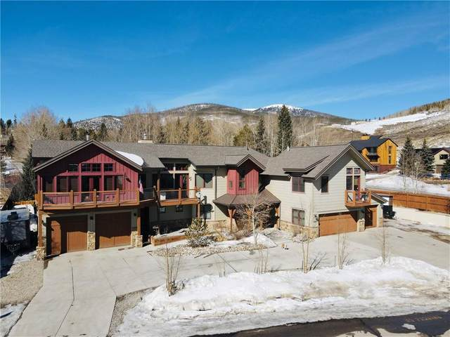 149 Gold Run Circle, Dillon, CO 80435 (MLS #S1024197) :: Colorado Real Estate Summit County, LLC