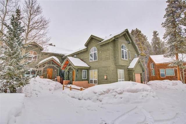 57 Gold King Way, Breckenridge, CO 80424 (MLS #S1024222) :: Dwell Summit Real Estate