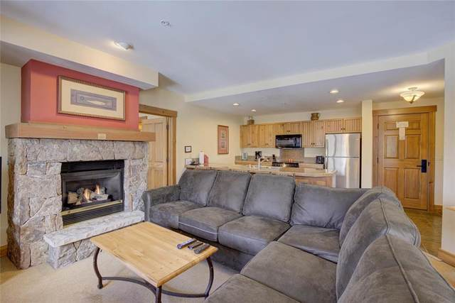 50 Mountain Thunder Drive #1207, Breckenridge, CO 80424 (MLS #S1024228) :: Colorado Real Estate Summit County, LLC