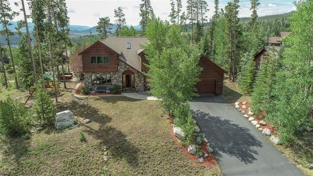 729 Wild Rose Road, Silverthorne, CO 80498 (MLS #S1024240) :: Dwell Summit Real Estate