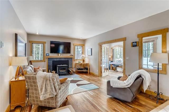 15 Lodestone Trail, Blue River, CO 80424 (MLS #S1024259) :: Colorado Real Estate Summit County, LLC