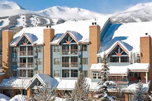 100 S Park Avenue #312, Breckenridge, CO 80424 (MLS #S1024306) :: Dwell Summit Real Estate