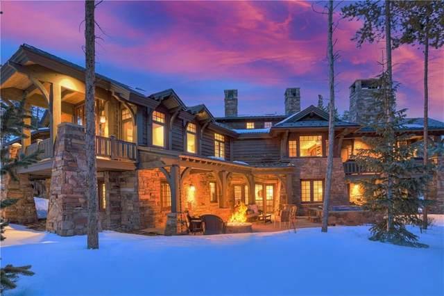 33 Iron Mask Road, Breckenridge, CO 80424 (MLS #S1024316) :: Colorado Real Estate Summit County, LLC