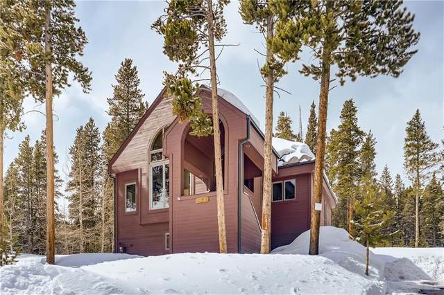 0414 Crown Drive, Blue River, CO 80424 (MLS #S1024350) :: Colorado Real Estate Summit County, LLC