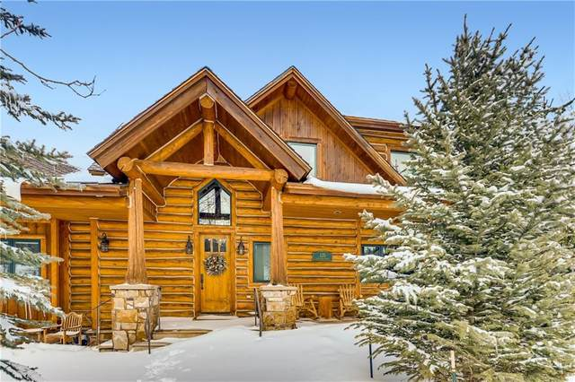 125 Easy Bend Trail, Silverthorne, CO 80498 (MLS #S1024365) :: Colorado Real Estate Summit County, LLC