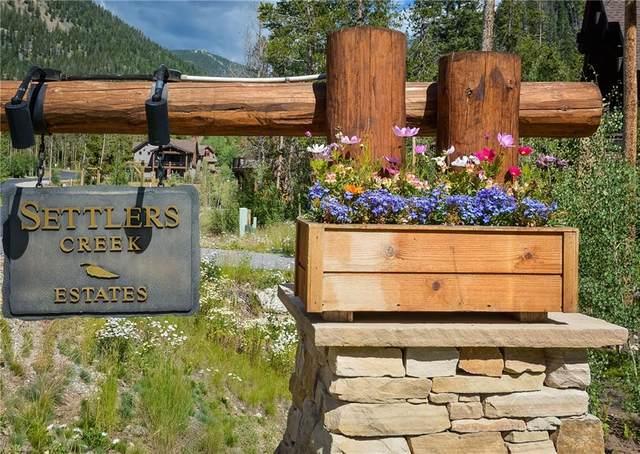 25 Tip Top Trail, Keystone, CO 80435 (MLS #S1024366) :: Colorado Real Estate Summit County, LLC