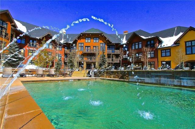 172 Beeler Place 214A, Copper Mountain, CO 80443 (MLS #S1024378) :: Colorado Real Estate Summit County, LLC