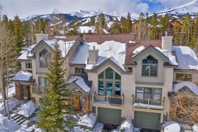 322 Kings Crown Road #322, Breckenridge, CO 80424 (MLS #S1024382) :: Colorado Real Estate Summit County, LLC