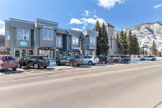610 E Main Street 610-13, Frisco, CO 80443 (MLS #S1024384) :: Colorado Real Estate Summit County, LLC
