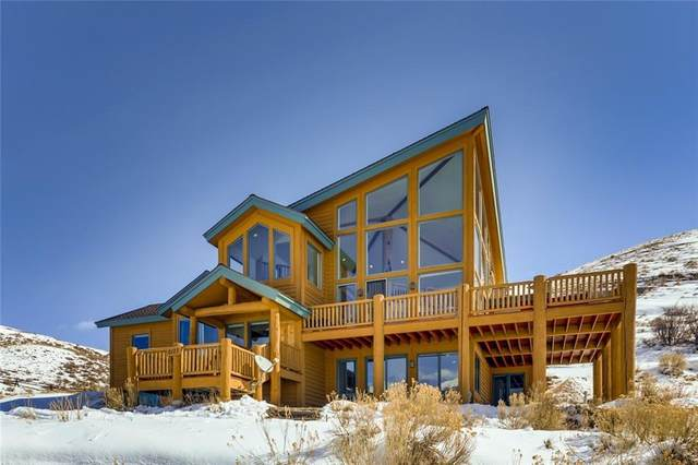 177 Sage Creek Canyon Drive, Silverthorne, CO 80498 (MLS #S1024389) :: Dwell Summit Real Estate