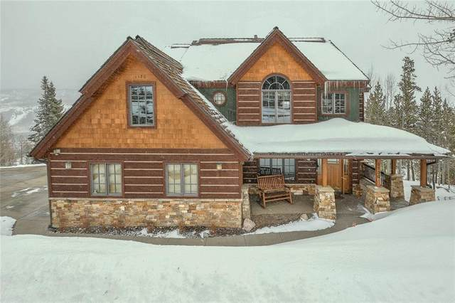 1130 Golden Eagle Road, Silverthorne, CO 80498 (MLS #S1024403) :: Colorado Real Estate Summit County, LLC