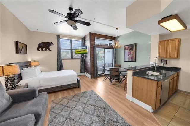 100 S Park Avenue E102, Breckenridge, CO 80424 (MLS #S1024405) :: eXp Realty LLC - Resort eXperts