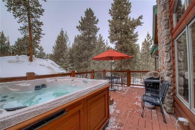 345 Black Hawk Circle, Silverthorne, CO 80498 (MLS #S1024428) :: Colorado Real Estate Summit County, LLC
