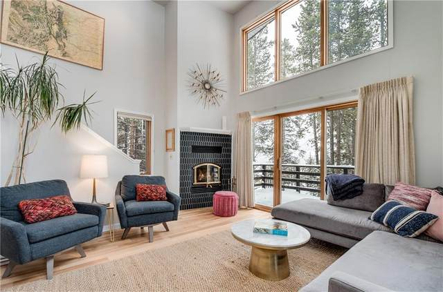 40 Lodestone Trail, Blue River, CO 80424 (MLS #S1024458) :: Colorado Real Estate Summit County, LLC