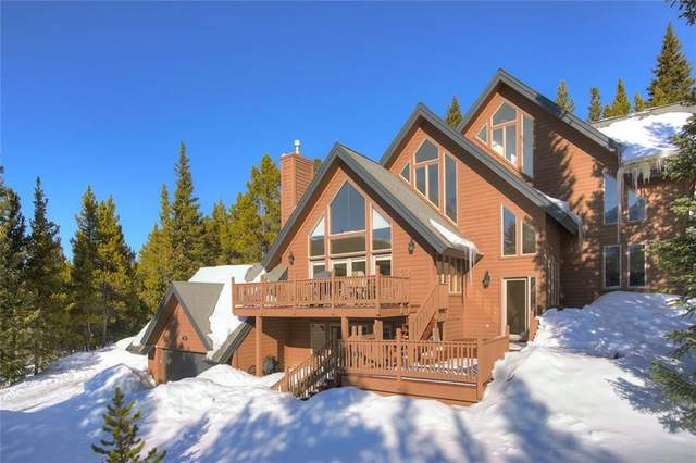 458 County Road 628, Breckenridge, CO 80424 (MLS #S1024465) :: Colorado Real Estate Summit County, LLC