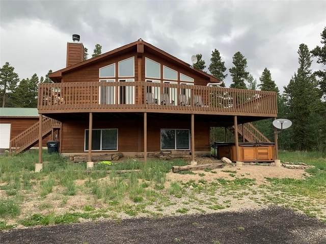 1954 Bluestem Way, Fairplay, CO 80440 (MLS #S1024478) :: Colorado Real Estate Summit County, LLC