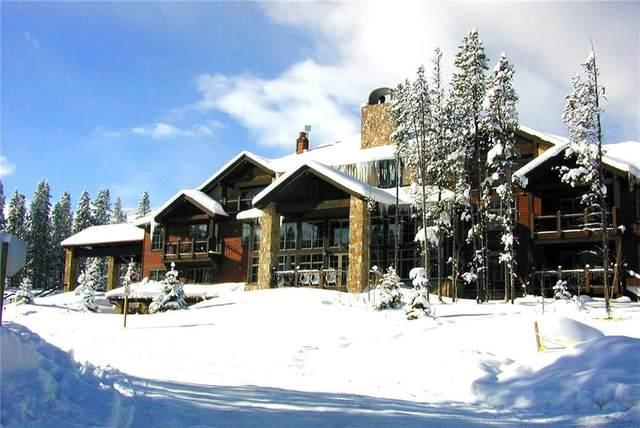 75 Snowflake Drive #811, Breckenridge, CO 80424 (MLS #S1024492) :: Dwell Summit Real Estate