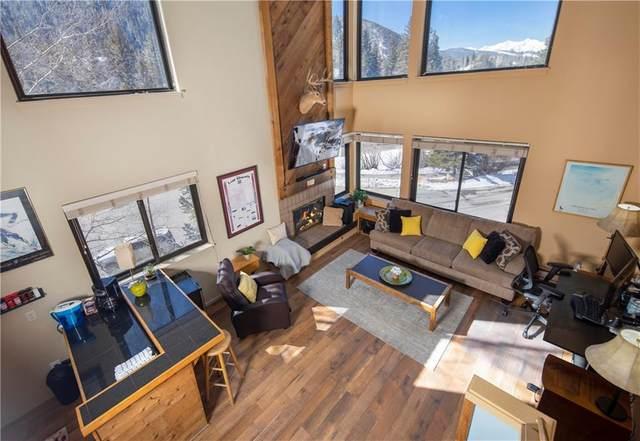 166 Argentine Court #1430, Keystone, CO 80435 (MLS #S1024513) :: Colorado Real Estate Summit County, LLC