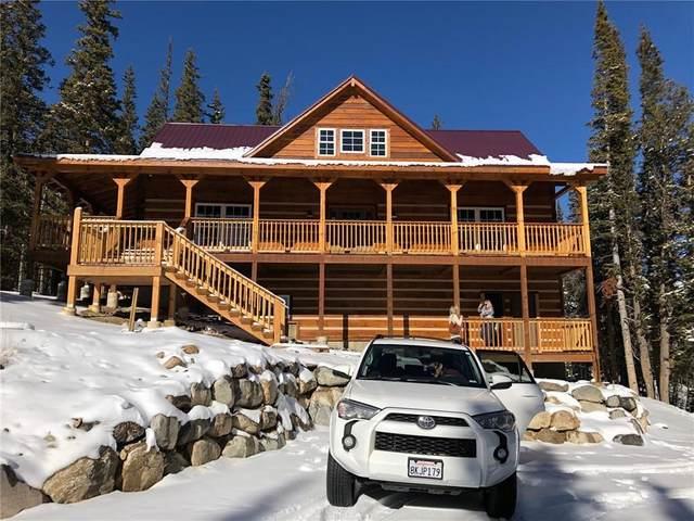 669 Quartzville Road, Fairplay, CO 80420 (MLS #S1024522) :: Dwell Summit Real Estate