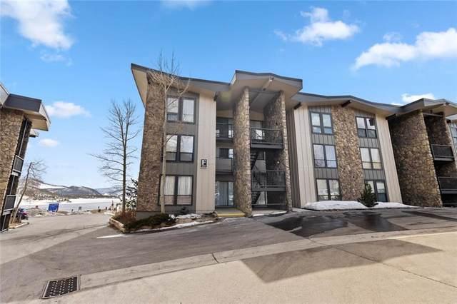 120 E La Bonte Street #303, Dillon, CO 80435 (MLS #S1024529) :: Colorado Real Estate Summit County, LLC